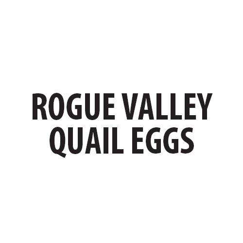 Rogue Valley Quail Eggs