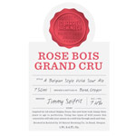 10 Barrel Rose Bois Grand Cru