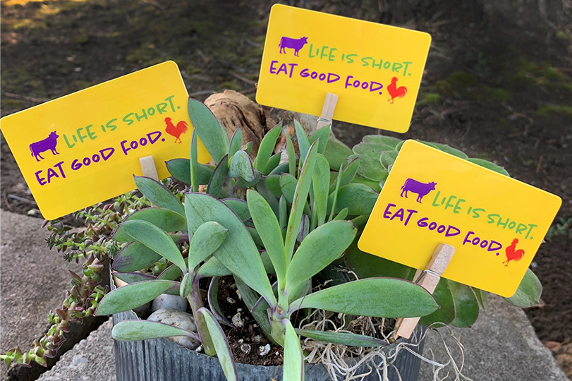 Gift Cards. Life is Short. Eat Good Food.