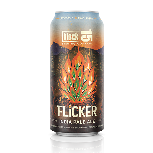 Block 15 Brewing Flicker IPA