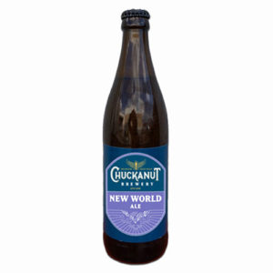 Chuckanut Brewery New World Ale