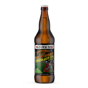Wild Ride Brewing Journey to a New Strata-Sphere Fresh Hop IPA