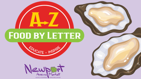 O is for Oyster